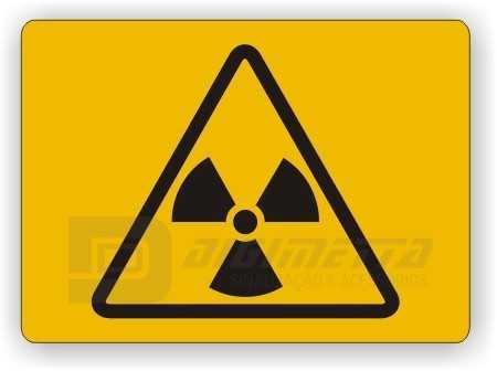 Placa: Radiação