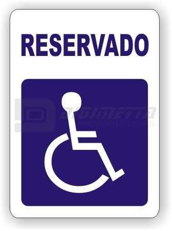 Placa: Reservado